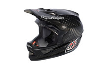 Troy Lee Designs D3 Pinstripe black